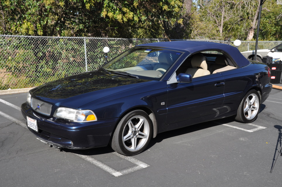 2001 volvo c70 turbo convertible. Black Bedroom Furniture Sets. Home Design Ideas
