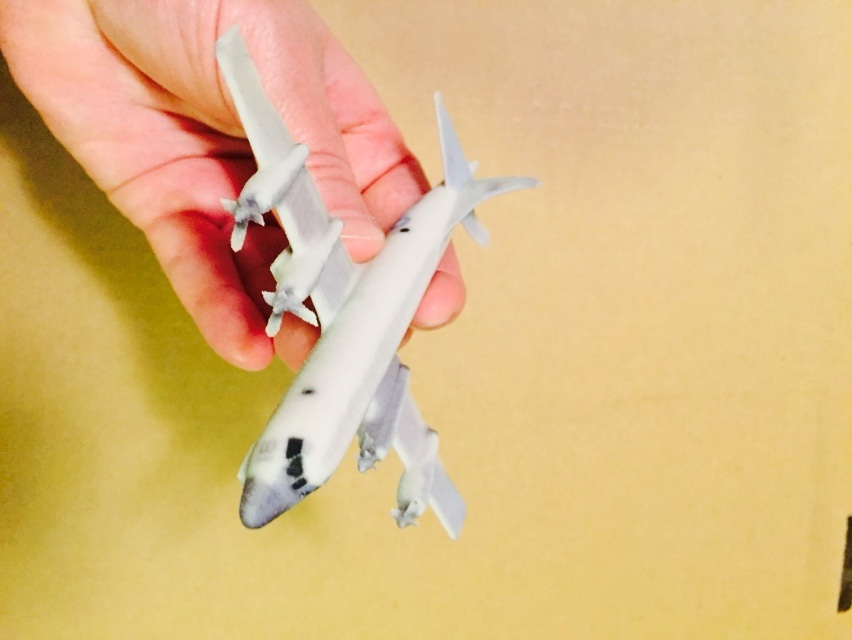 3d Print Replica Navy P 3 Orion